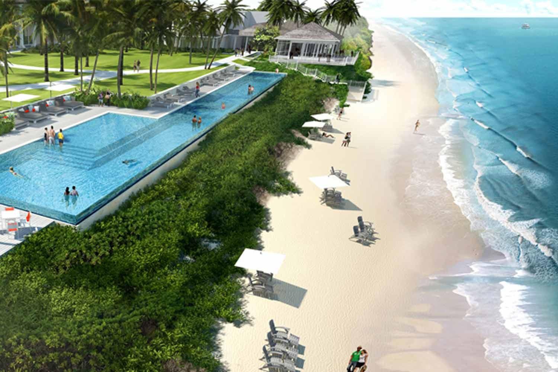 Ocean Club Beach Resort Bahamas